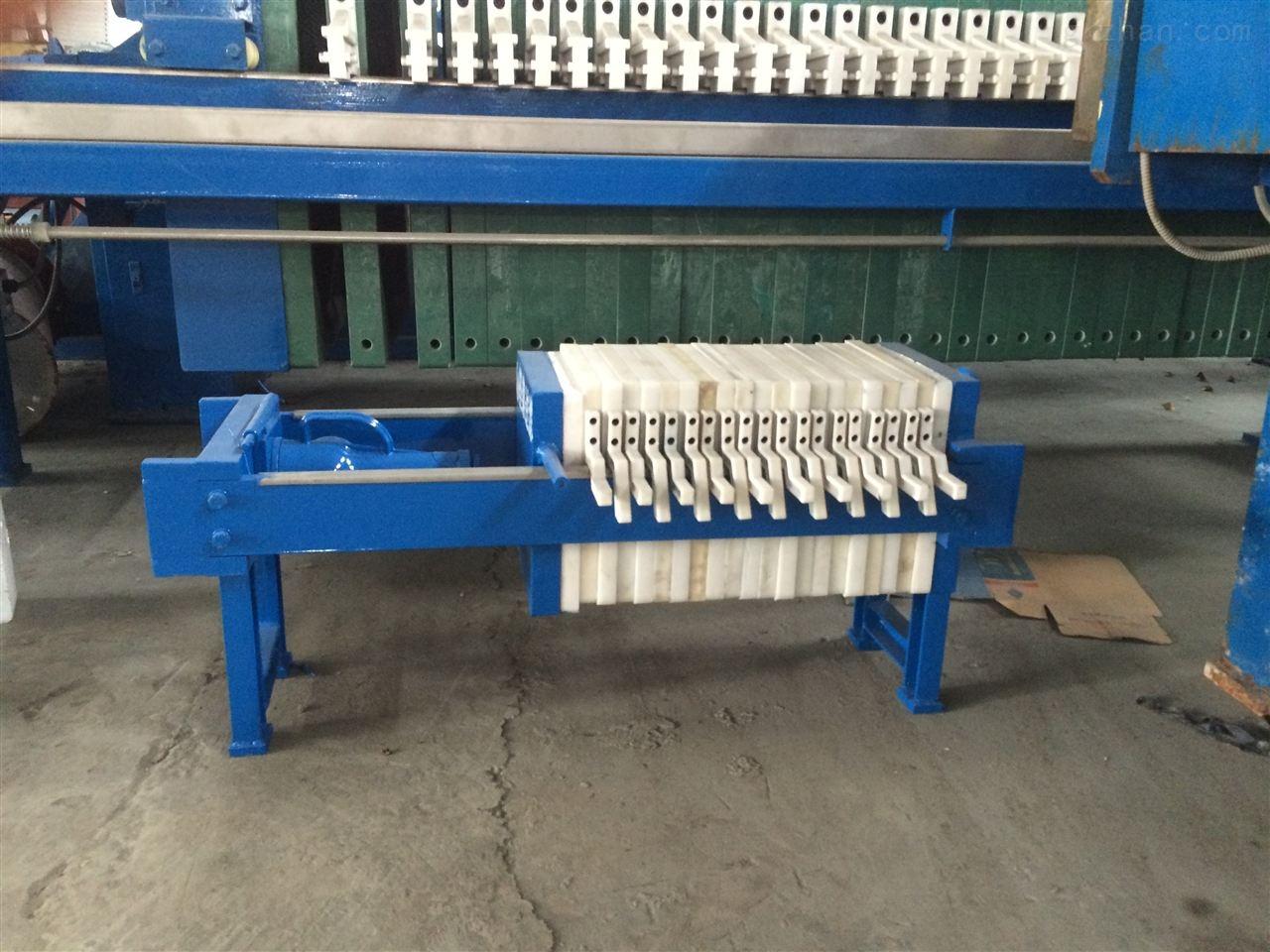 板框式压滤机结构