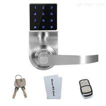热销智能家居触摸屏密码锁 出租屋电子门锁