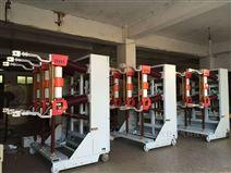 祝捷電氣戶內35KV瓷柱式真空斷路器