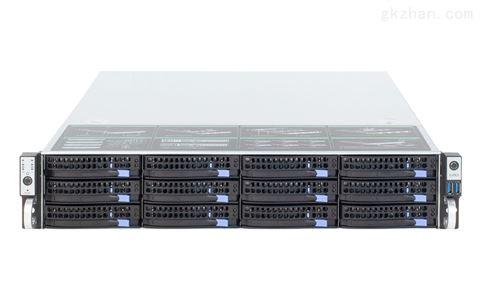 杰士安12或24盘位高密度监控视频存储服务器