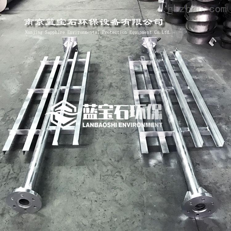 低转速絮凝搅拌器 框式搅拌机尺寸定制