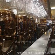 德国啤酒机设备啤酒厂酿酒机械价格