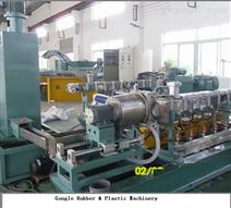 超高浓度碳酸钙填充母料造粒机(品牌)