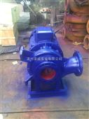 90度角卧式单级管道离心泵