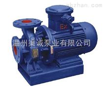 温州批发YGW卧式单级管道离心泵