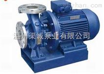 温州批发ISWR卧式热水单级管道离心泵