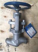 高压焊接截止阀