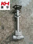 DJ61H焊接低温截止阀