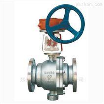 Q347F氧气专用不锈钢球阀