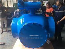 GLQ61F/GLQ361F全焊接过滤球阀