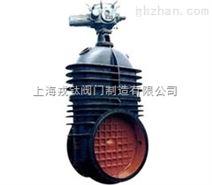 Z945X铸铁电动暗杆软密封闸阀