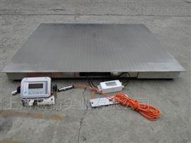 SCS-YHB全不锈钢地磅2吨3吨5吨电子地磅称