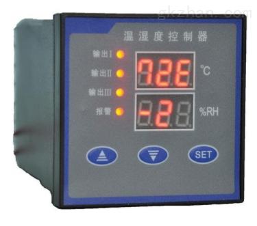 LS-WK800系列温湿度控制显示装置