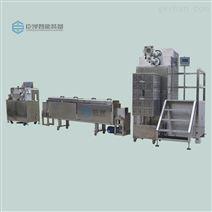 供应全国臣泽立式双色硅胶挤出生产线