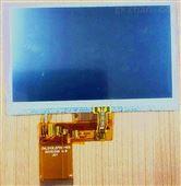 4.3寸TFT彩屏工厂生产直供480*272分辨率