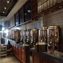 1000升原浆精酿啤酒设备 啤酒 设备厂家