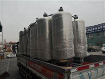 广西梧州市一体化净水设备