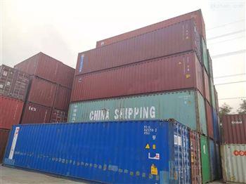 标准集装箱6米12米20英尺40英尺 海运箱供应