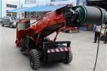 便宜的矿用煤矿井下 液压扒渣机操作