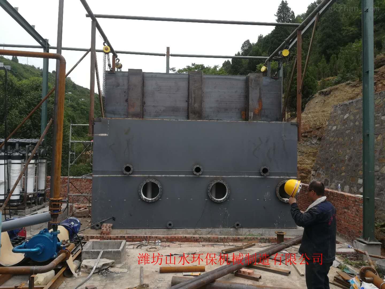 山西省太原市一体化净水器循环水过滤设备性能对比