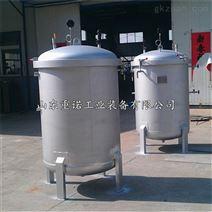 重诺直销粽子高温高压蒸煮锅夹层锅