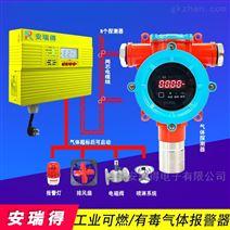 烤漆房稀释溶剂气体检测报警装置