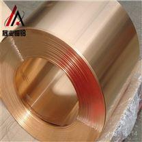 QBe0.4-1.8高强度耐腐蚀铍铜带