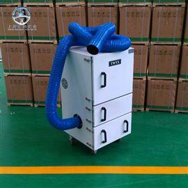 JC-750手摇磨床布袋除尘器