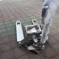 全不锈钢打印叉车秤2吨304材质液压电子磅