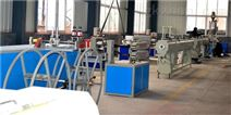 節水設備PE管生產線質量有保證口碑廠家