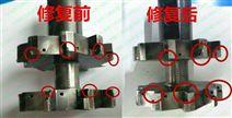 可转位刀具面铣刀盘使用过度坏了修复修理