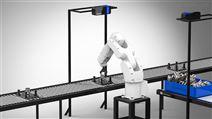 3D視覺工業零件上下料