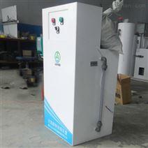 湖南长沙原水消毒装置次氯酸钠发生器试运行