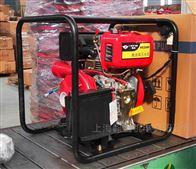 HS20HP柴油机高压水泵2寸3寸高扬程风冷柴油清水泵