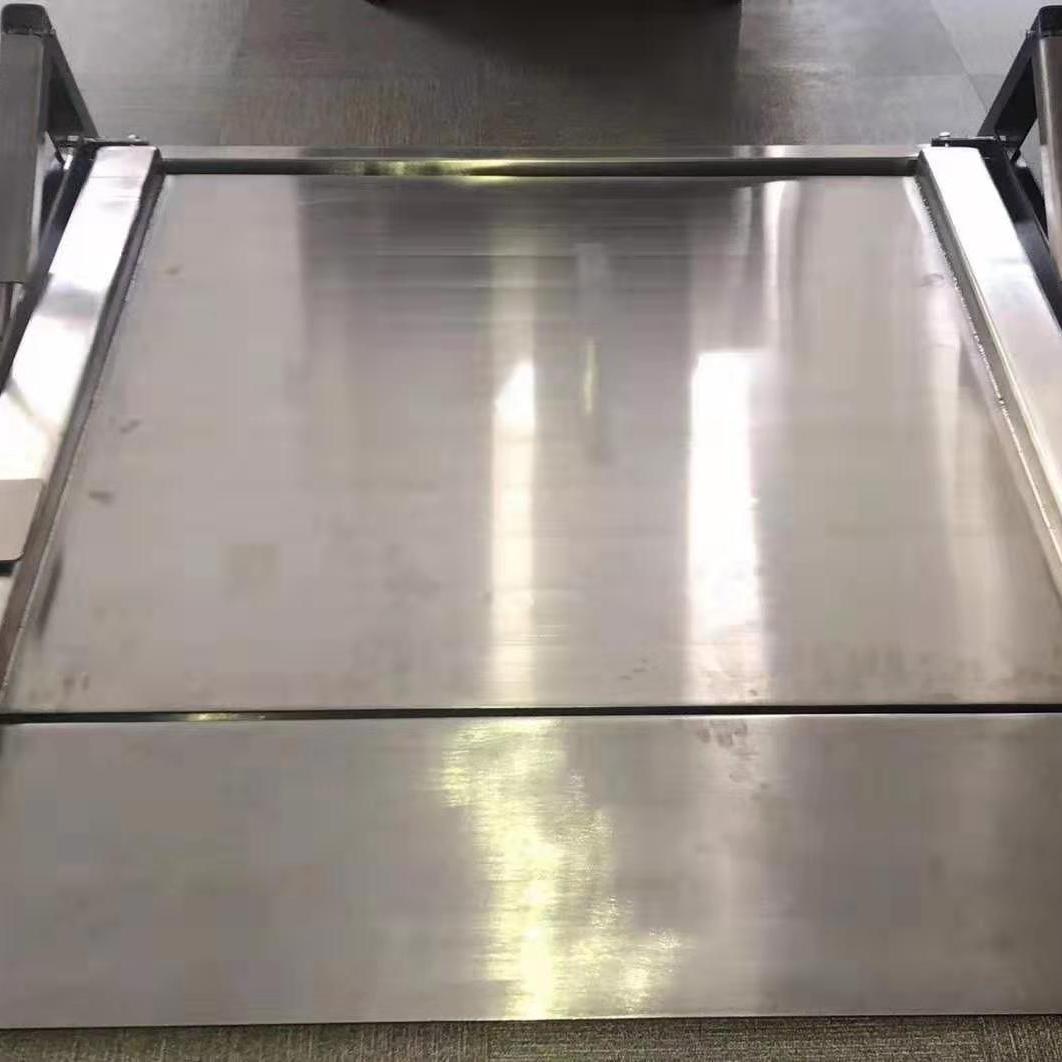 可沖洗不銹鋼多功能防爆電子地磅/聯保