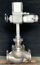 ZAZK,ZJHM智能一体化电动调节阀,不锈钢化工阀