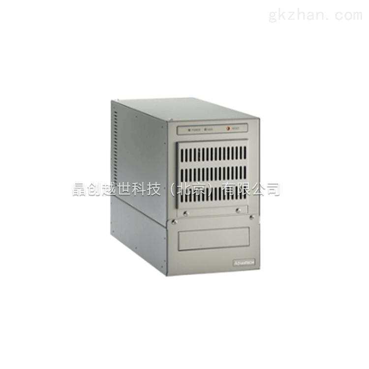 研华机箱4插槽紧凑型桌面/壁挂式机箱