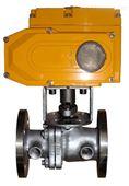 DJRB型电动O型保温调节(切断)球阀