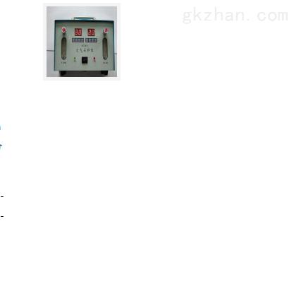 双气路大气采样仪型号:QC-2B库号M174076