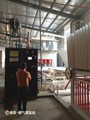 柳州博联超低氮燃气模温机一体免报装