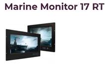 HPS 触摸屏船舶监控器Marine Monitor 17 RT