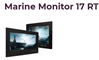 HPS 觸摸屏船舶監控器Marine Monitor 17 RT