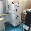 食品残渣收集处理当选脉冲反吹集尘器