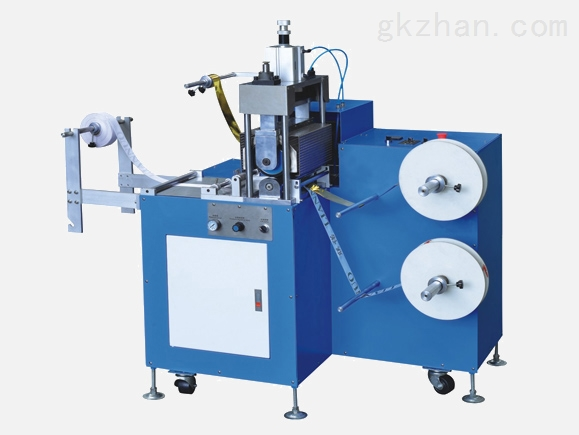 DPS-3000 全自动商标织带烫金机