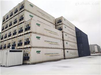 天津冷藏集装箱 海运冷冻柜低价出租出售