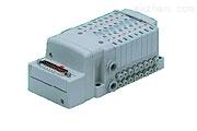 日本SMC电磁阀/插头引线式单体,配置说明