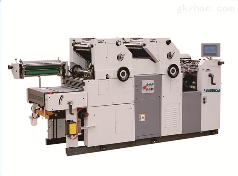 SRC47/56/62机组式双色胶印机