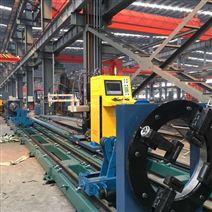 钢结构方管切割机 方管圆管一体机