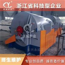 浙江100kw环保磷酸铁锂高温煅烧炉