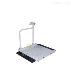无线高精度轮椅秤,防水打印血透秤